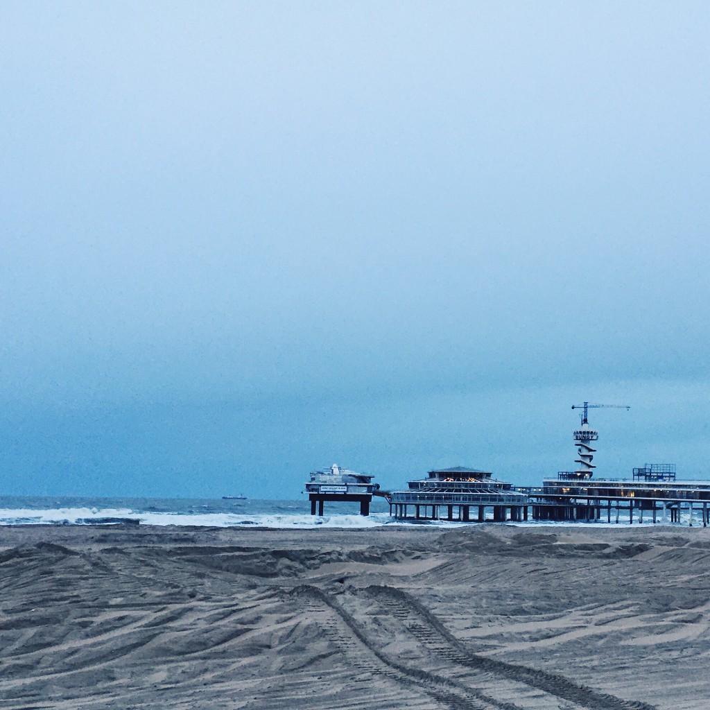 пляж Схевенинген, Гаага