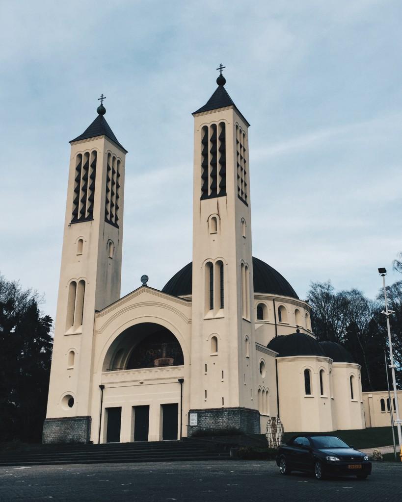 Cenakelkerk, Heilig Landstichting, Groesbeek