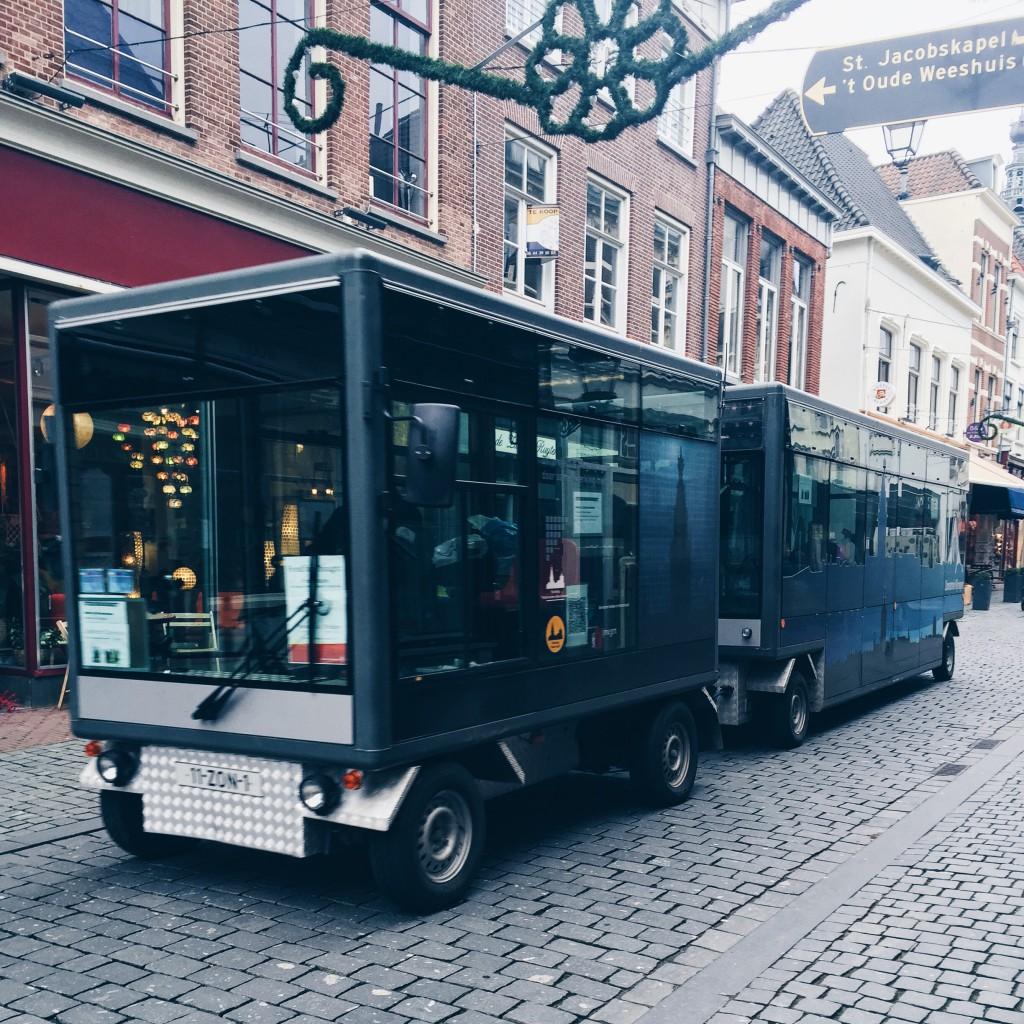 Nijmegen solar train